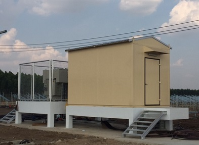 Container House,Steel Structure,Labour Camp