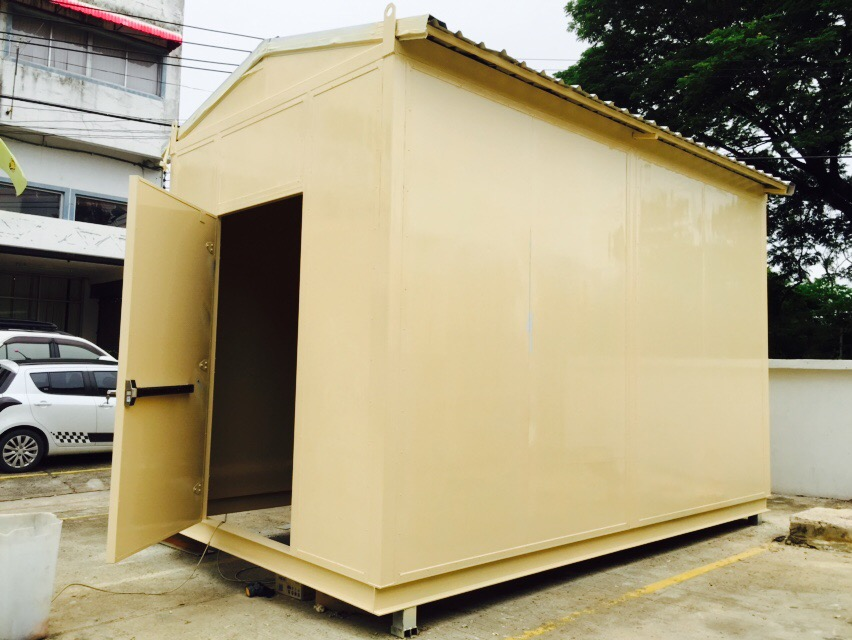Smart Mobile House,ISO Wall